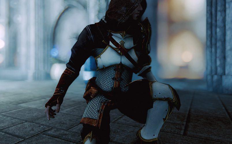 Mod] Sebastian's Armor (Dragon Age 2) for Skyrim & Special